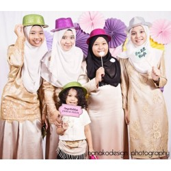 Instant Print Photobooth ( VIP Package )