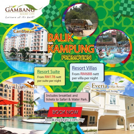 Best Value - Balik Kampung Promotion