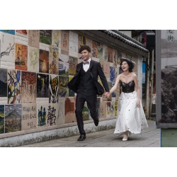 TAIWAN Taipei Standard Pre Wedding Outdoor Photography