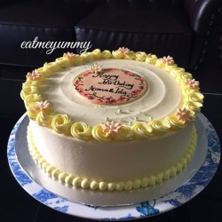 Lovely Carrot Cake with Cream Cheese