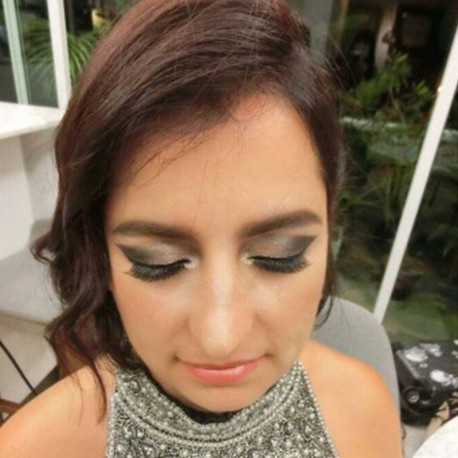 Makeup and Hairdo for Stage Event/Smoky Eyes (1 pax)