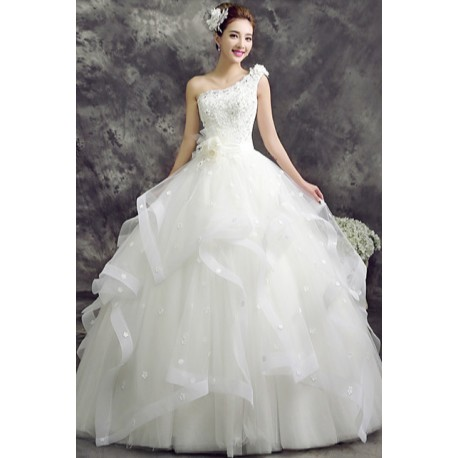 New 2016 Korean Fashion Toga Style wedding dress