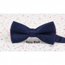 High Quality Colorful Polka Dots Bow Tie-B