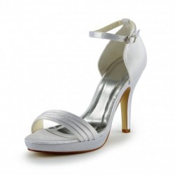 Basic High Heels Wedding Shoes