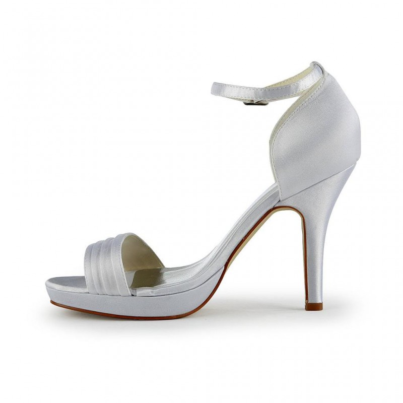 Bridal Shoes High Heels: Basic High Heels Wedding Shoes