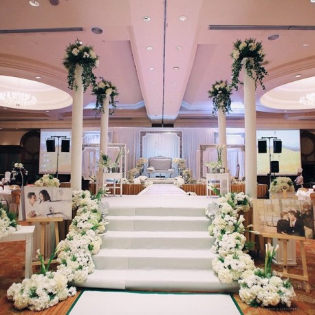 Hall Wedding Package