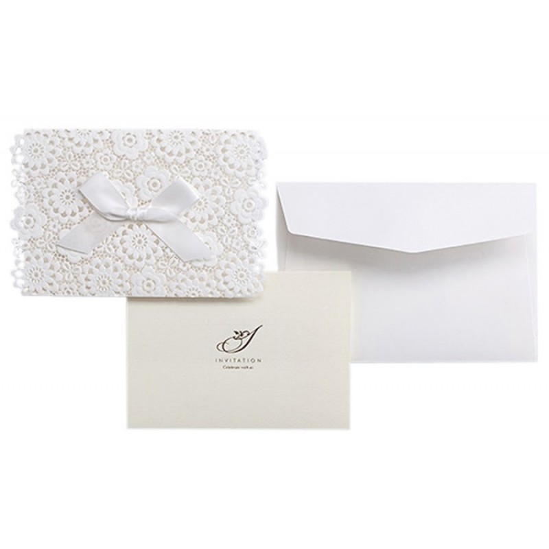 Home > Gifts & Cards > Invitation Cards > Laser Cut Cards > F...