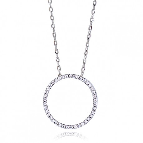 Kelvin Gems Premium Multiway Ring (Large) Pendant Necklace