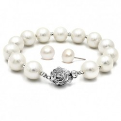 Classic Casablanca Fresh Water Pearl Gift Set Crafted by Angie