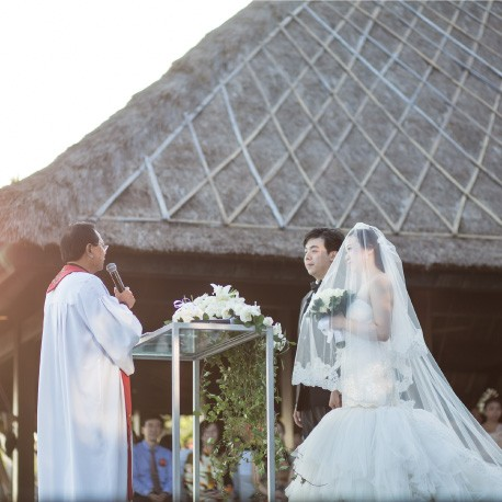 Bvlgari Bali Wedding Package (Wedding Chapel)