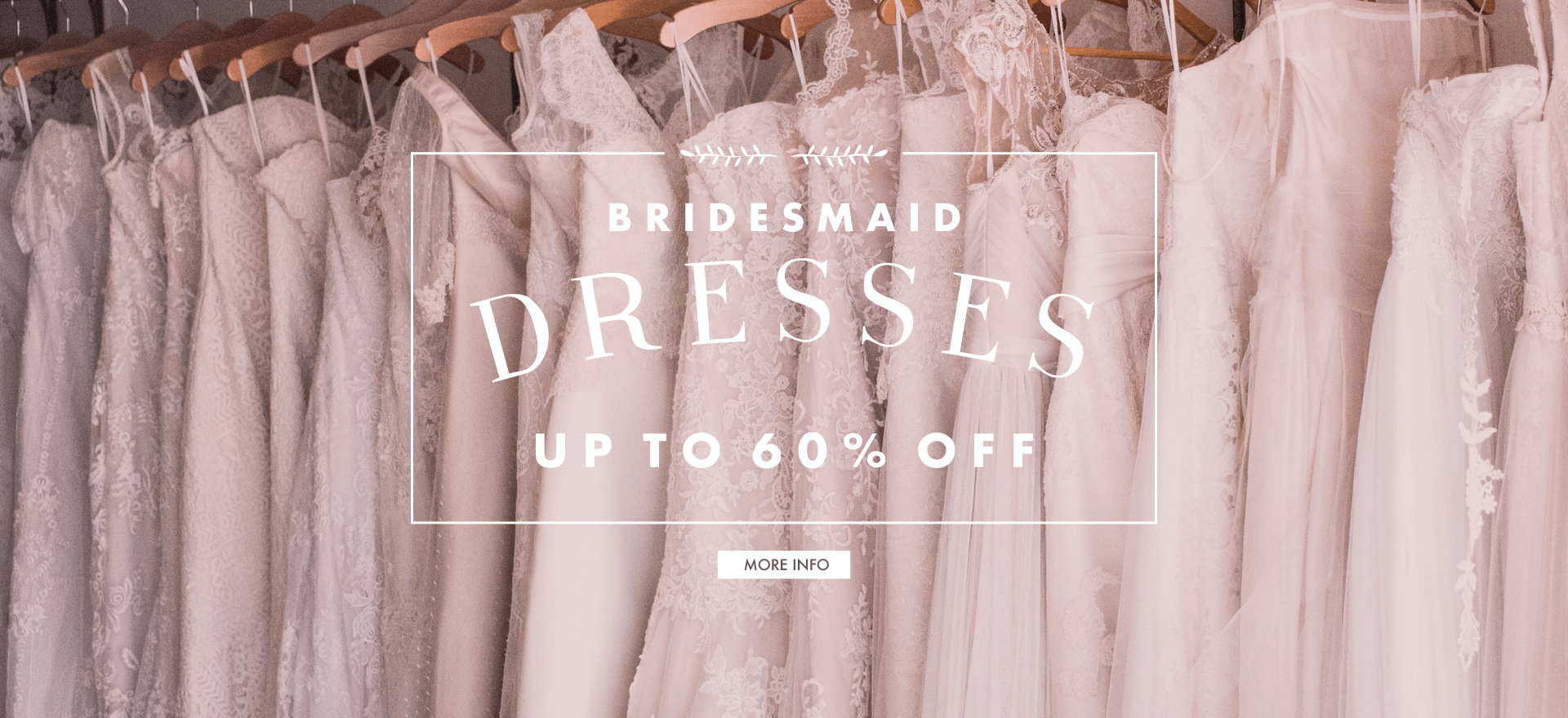 Bridesmaid Dresses Discount Up To 60%