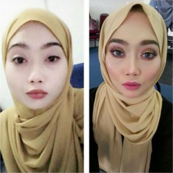 Nana Bridal Make up for Sanding atau Tandang