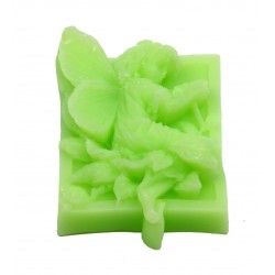 50g MP Fairy Lady Flower Soap (Pastel Color)