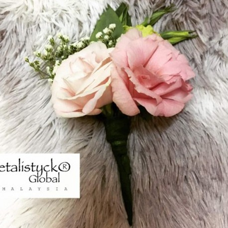 Petalistyck Artificial Bridal Hand Bouquet (For Sale)