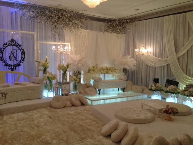Malay wedding hall decoration venue malay wedding hall decoration junglespirit Image collections