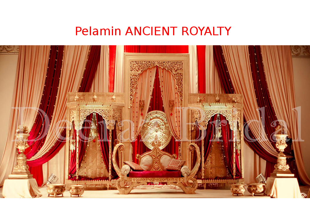 PELAMIN (Bridal Throne)