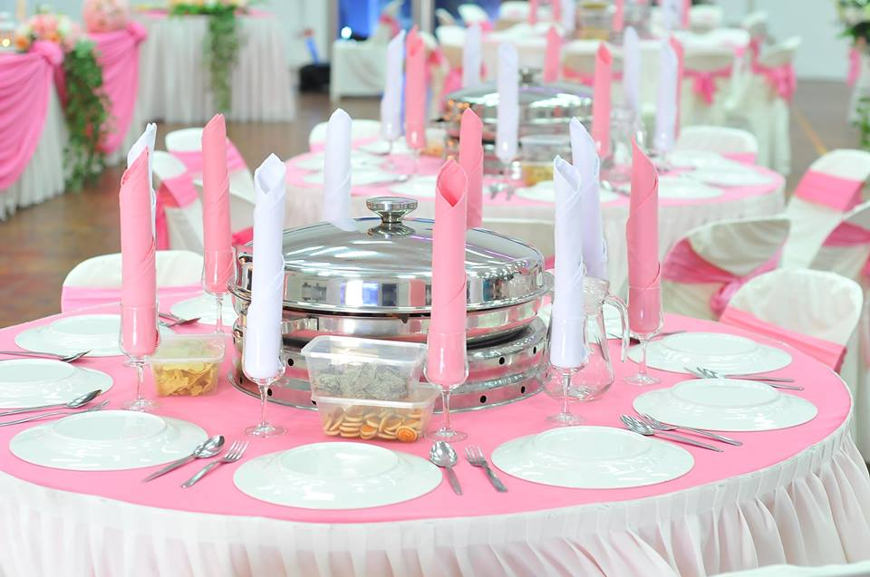 Table Setting & Table Setting. Catering