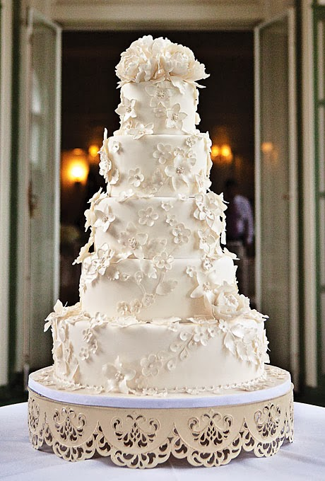 wedding cake layer 5 tier wedding cake cakes 23066