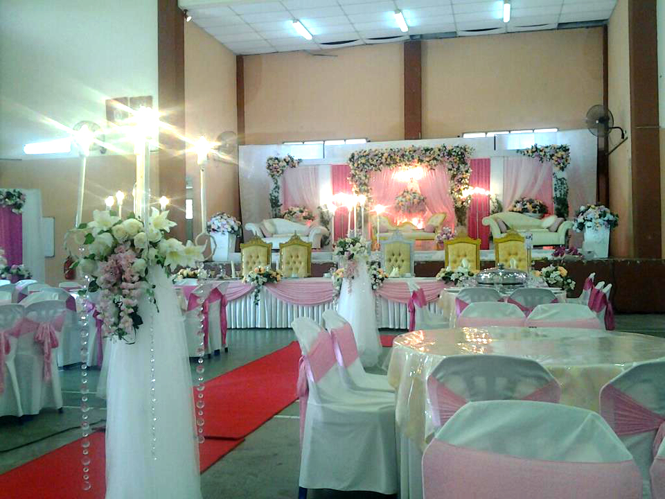 Malay Wedding Decoration Catering