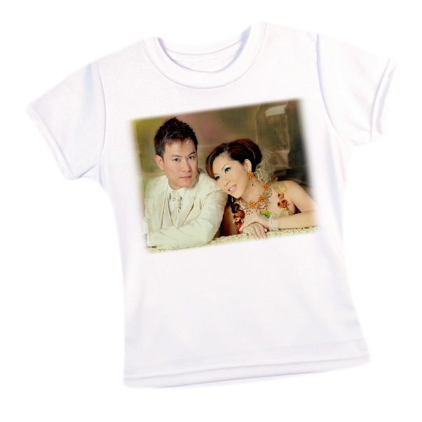 T-shirt With Your Lovely Photos