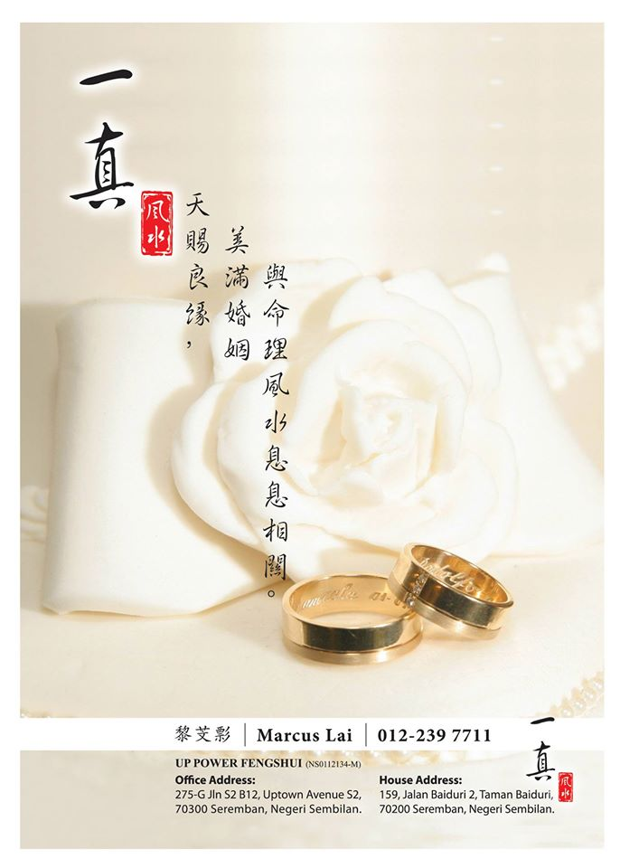 Giving Marriage Advice / 相关建议 (收费)