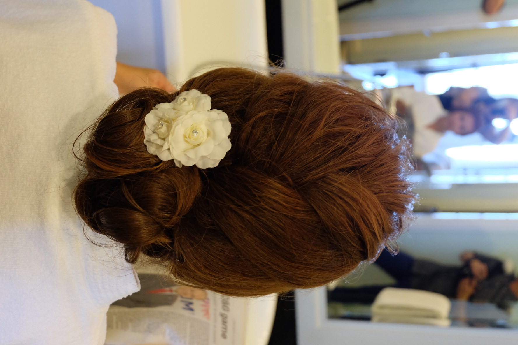 Bridal Makeup+Hairdo