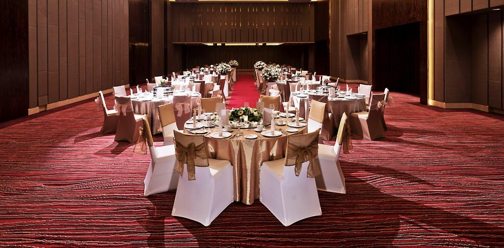 Doubletree jb dedicated event floor venue doubletree by hilton johor bahru junglespirit
