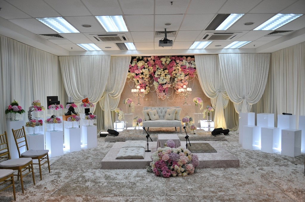Akad Nikah at SACC