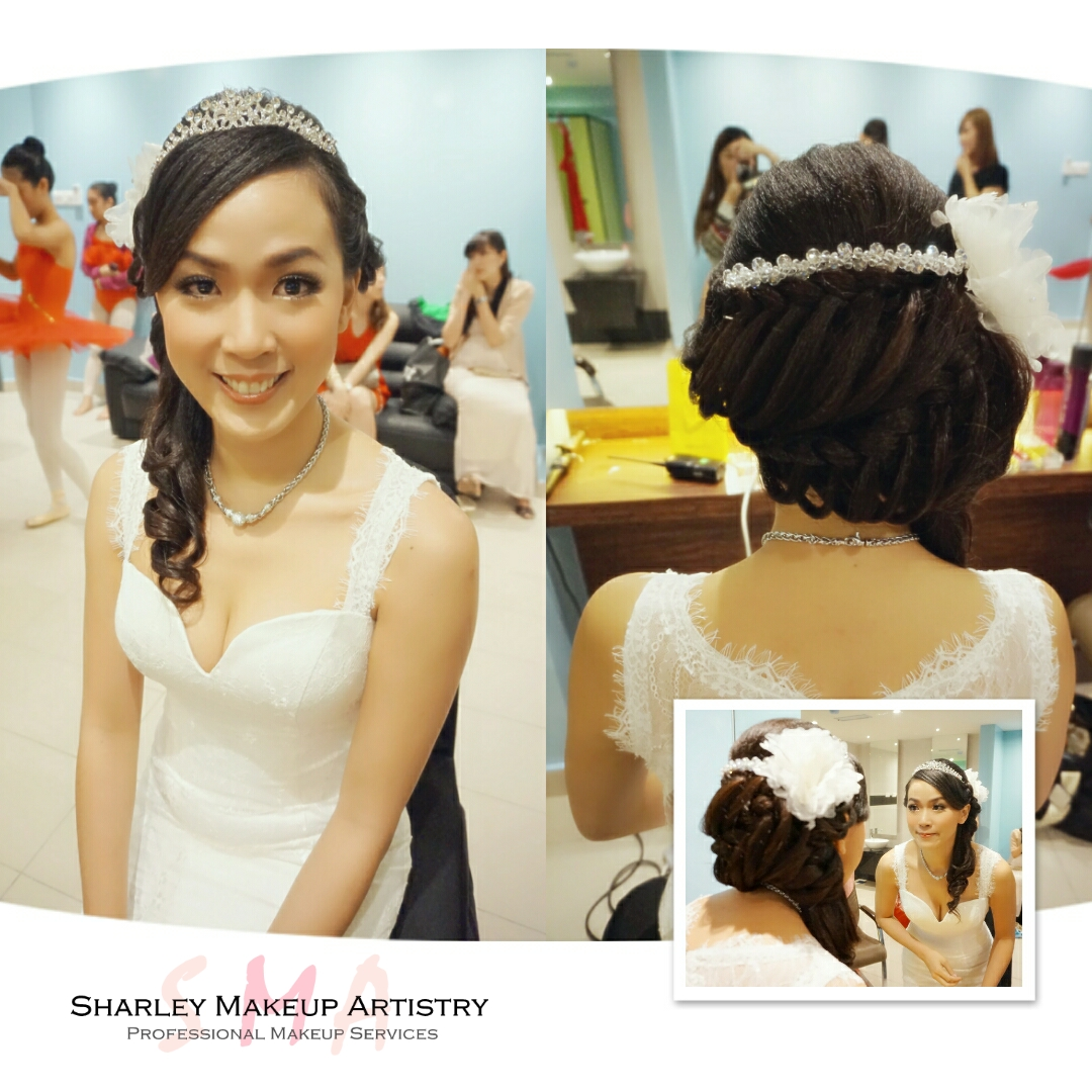 Bridal Makeup & Hair Design 2014