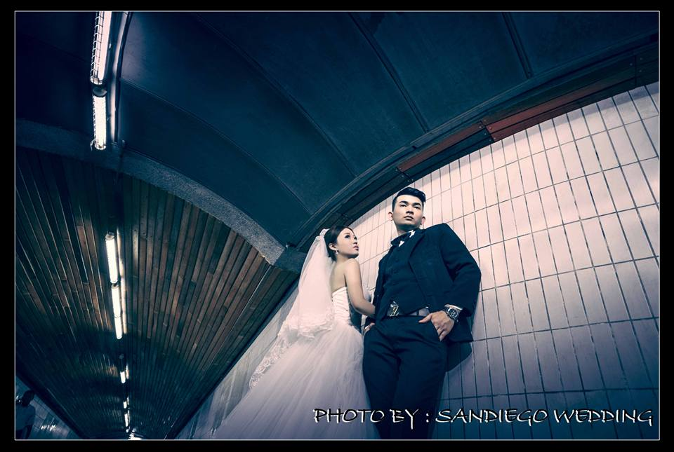 Chinese Pre Wedding Shooting