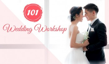 Wedding 101 Workshop - Be Your Own Wedding Planner