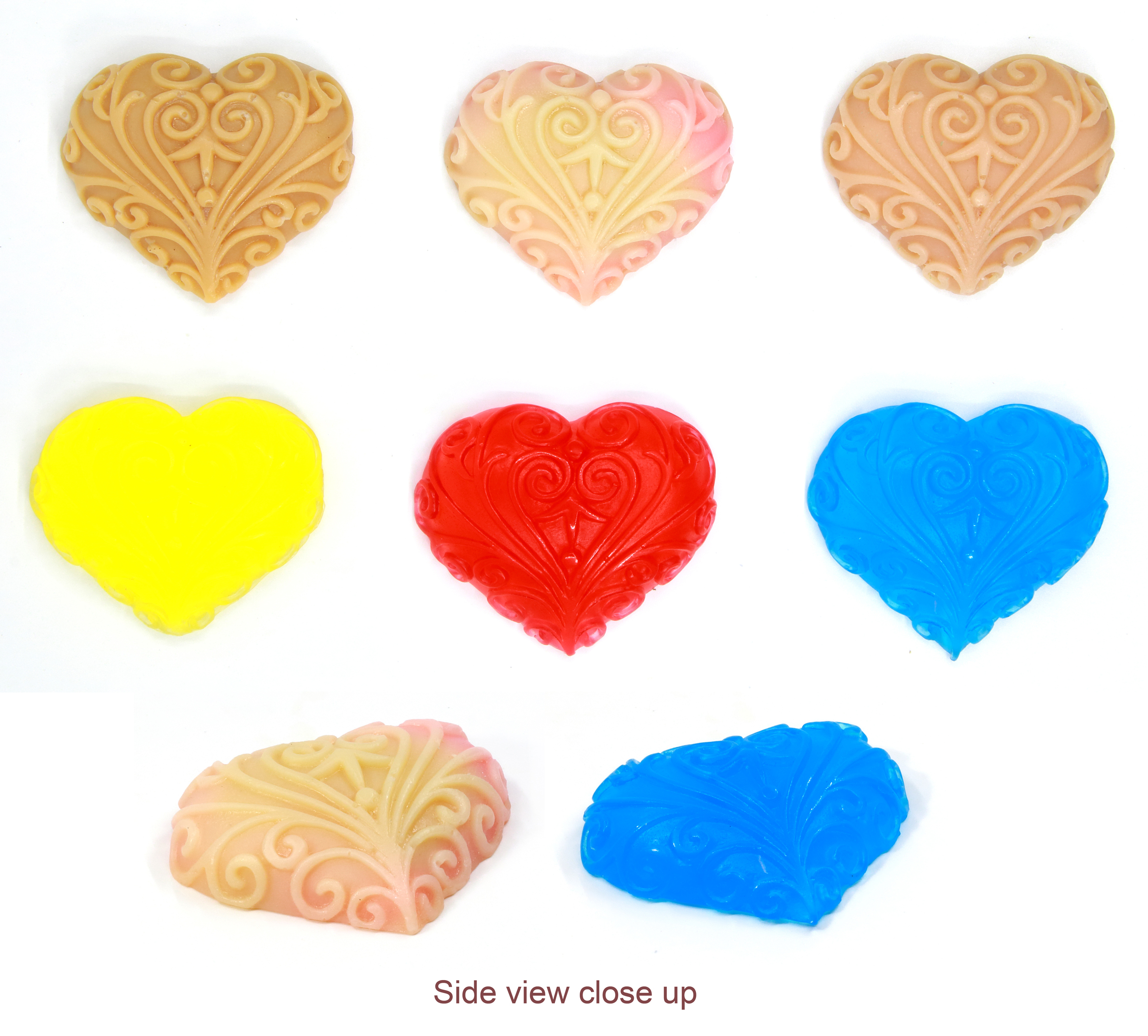 NLW-05 - 20g 3D Love Shape Soap